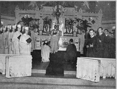 Altar of Second Church - 1946.jpg