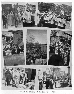 Blessing of the schools - 1928.jpg