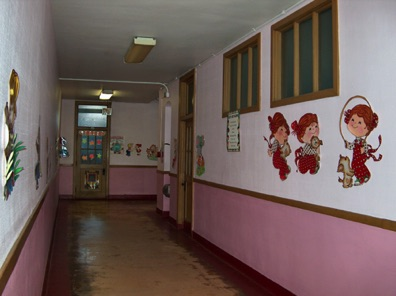 First Floor Hallway - Door to 1st Grade - Room 101.jpg