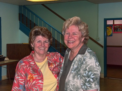 Mary Wiktor and my wife Kathy Wozniak.jpg