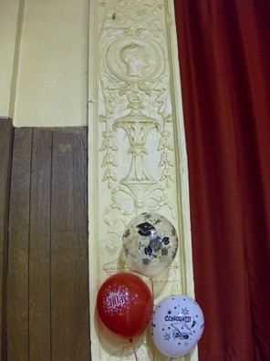 Scrollwork on the Proscenium around the stage.jpg