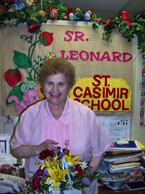 Sister Leonard devoted 41 years to St. Casimir.jpg